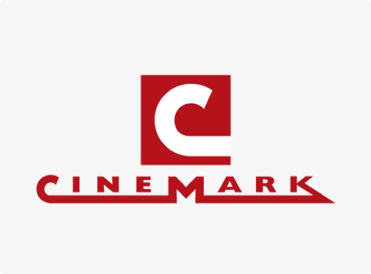 cinemark client logo movie theaters