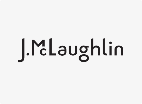 j mclaughlin client logo apparel